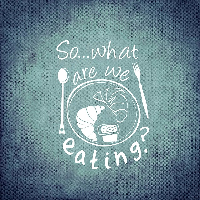 So, what are we eating?
