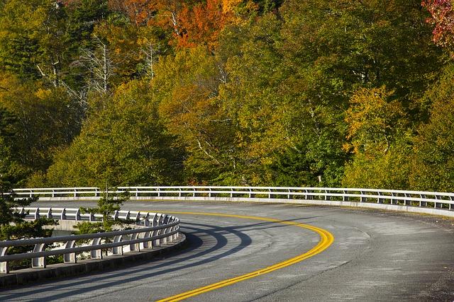 Autumn Parkway